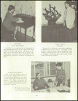1966 Clinton High School Yearbook Page 142 & 143