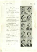 1937 University City High School Yearbook Page 12 & 13