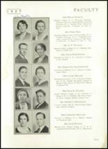1937 University City High School Yearbook Page 14 & 15
