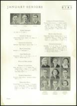 1937 University City High School Yearbook Page 20 & 21
