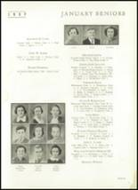 1937 University City High School Yearbook Page 22 & 23