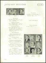 1937 University City High School Yearbook Page 24 & 25