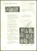 1937 University City High School Yearbook Page 26 & 27