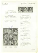 1937 University City High School Yearbook Page 28 & 29