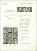 1937 University City High School Yearbook Page 34 & 35