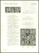 1937 University City High School Yearbook Page 36 & 37