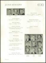 1937 University City High School Yearbook Page 38 & 39