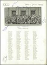 1937 University City High School Yearbook Page 44 & 45