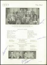 1937 University City High School Yearbook Page 52 & 53