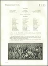 1937 University City High School Yearbook Page 58 & 59