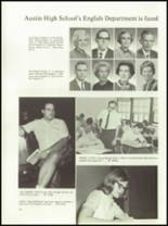 1968 Austin High School Yearbook Page 18 & 19