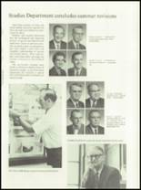 1968 Austin High School Yearbook Page 20 & 21