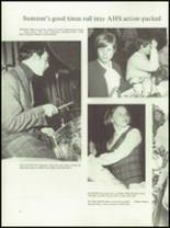 1968 Austin High School Yearbook Page 36 & 37