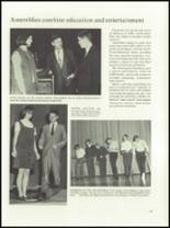 1968 Austin High School Yearbook Page 48 & 49