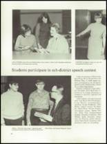 1968 Austin High School Yearbook Page 50 & 51