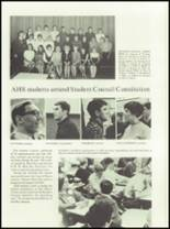 1968 Austin High School Yearbook Page 68 & 69