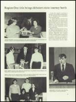 1968 Austin High School Yearbook Page 86 & 87