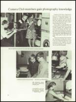 1968 Austin High School Yearbook Page 90 & 91