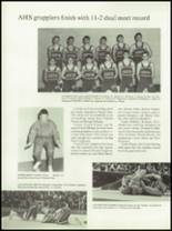 1968 Austin High School Yearbook Page 110 & 111