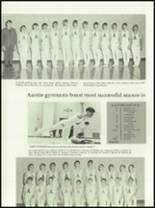 1968 Austin High School Yearbook Page 112 & 113