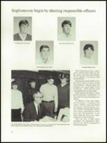 1968 Austin High School Yearbook Page 126 & 127