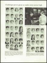 1968 Austin High School Yearbook Page 128 & 129