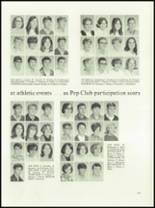 1968 Austin High School Yearbook Page 130 & 131