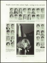 1968 Austin High School Yearbook Page 134 & 135