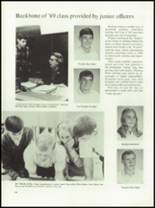 1968 Austin High School Yearbook Page 142 & 143