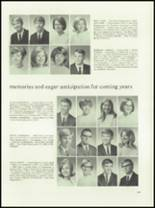 1968 Austin High School Yearbook Page 156 & 157