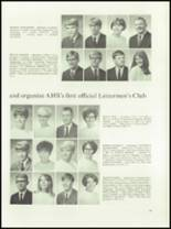 1968 Austin High School Yearbook Page 164 & 165