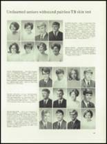 1968 Austin High School Yearbook Page 166 & 167
