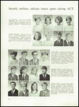 1968 Austin High School Yearbook Page 170 & 171