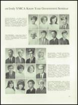 1968 Austin High School Yearbook Page 176 & 177