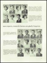 1968 Austin High School Yearbook Page 180 & 181