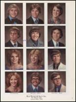 1980 Central High School Yearbook Page 12 & 13