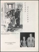 1980 Central High School Yearbook Page 26 & 27