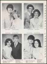 1980 Central High School Yearbook Page 46 & 47