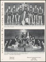 1980 Central High School Yearbook Page 66 & 67