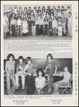 1980 Central High School Yearbook Page 76 & 77