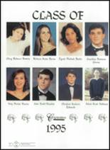 1995 Valwood High School Yearbook Page 14 & 15