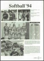 1995 Valwood High School Yearbook Page 26 & 27
