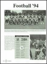 1995 Valwood High School Yearbook Page 28 & 29