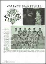 1995 Valwood High School Yearbook Page 32 & 33
