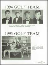 1995 Valwood High School Yearbook Page 38 & 39