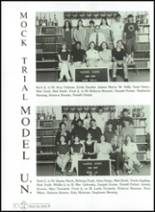 1995 Valwood High School Yearbook Page 46 & 47