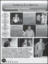 2009 Clyde High School Yearbook Page 48 & 49