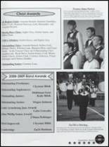 2009 Clyde High School Yearbook Page 84 & 85