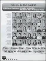 2009 Clyde High School Yearbook Page 132 & 133