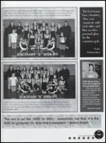 2009 Clyde High School Yearbook Page 156 & 157